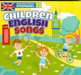 Children English Songs CD