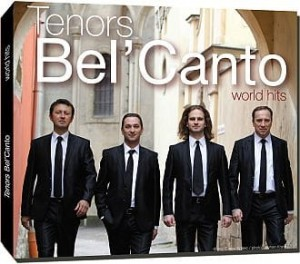 Bel` Canto Tenors Word Hits CD