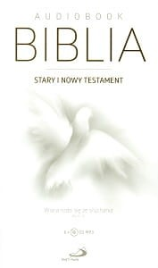 Biblia - płyta CD/mp3